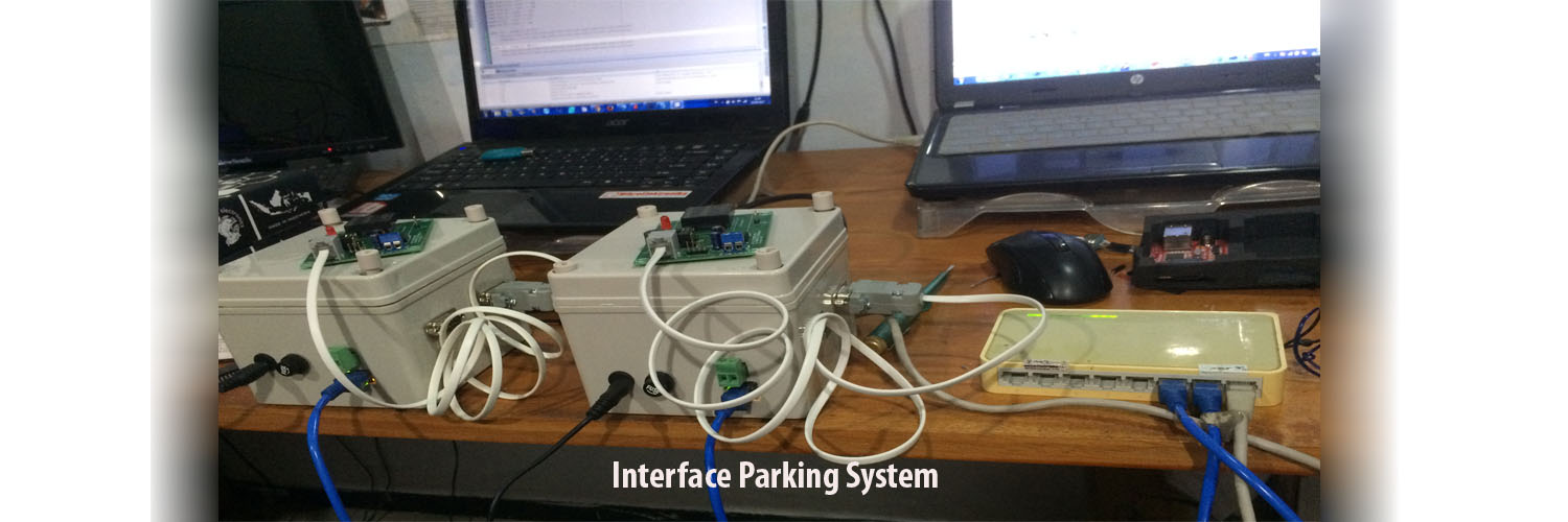 Interface Parking System